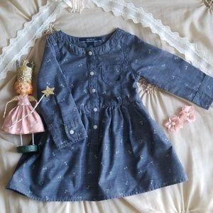 Nautica denim dress